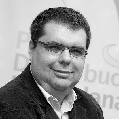 Paweł Drążkowiak<br />